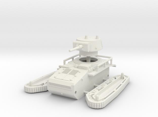 1/72 Leichttraktor Rheinmetall in White Strong & Flexible