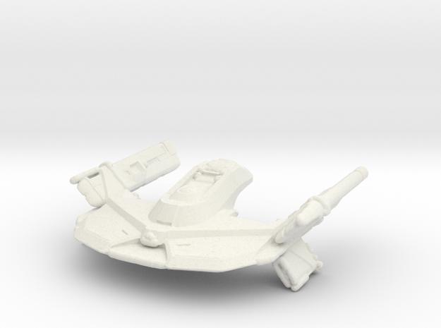 Iowa Class 1inch in White Natural Versatile Plastic