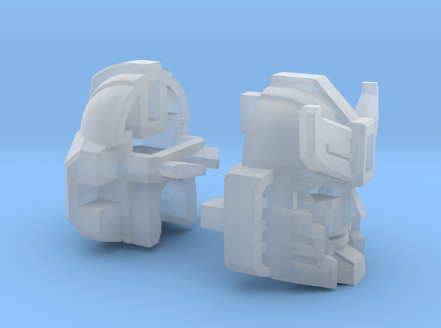 Silverblue Deamon's Head Combiner Version