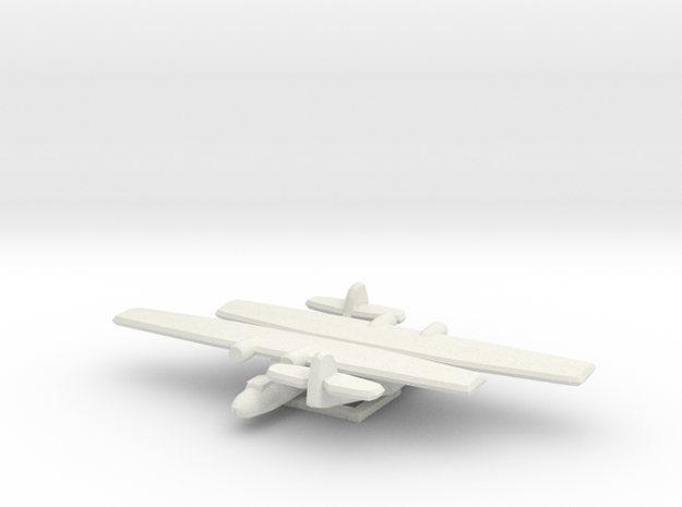 PBY 1/600 x2 in White Strong & Flexible