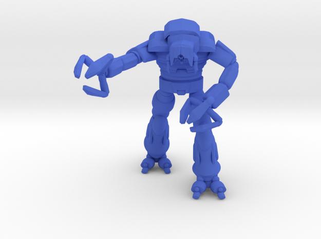 Cusaltreen Razor Destroyer suit in Blue Processed Versatile Plastic