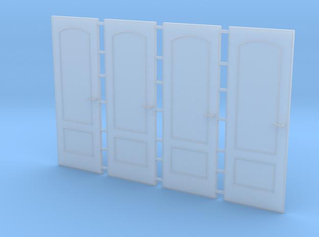 Doors 01. O Scale (1:48)