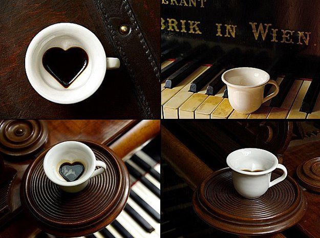 Your Secret Heart Coffee Cup