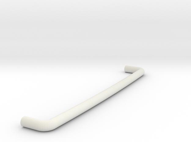 1/6 Scale Capaldi New Haven TARDIS Lamp Strut in White Natural Versatile Plastic