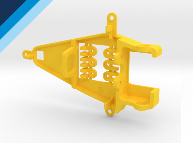 Small Can 0.6mm Offset IL - NSR compatible pod in Yellow Strong & Flexible Polished
