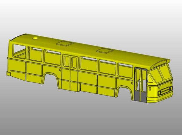 MB200 Streekbus 3d printed brede voordeur 190