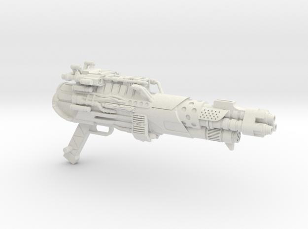 Tri-barrel Blaster for 3A Optimus Prime