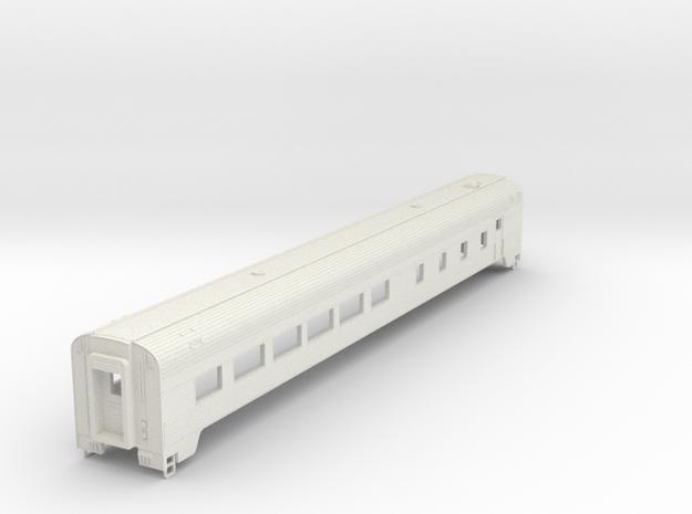 Via Rail Dining Car HO in White Natural Versatile Plastic
