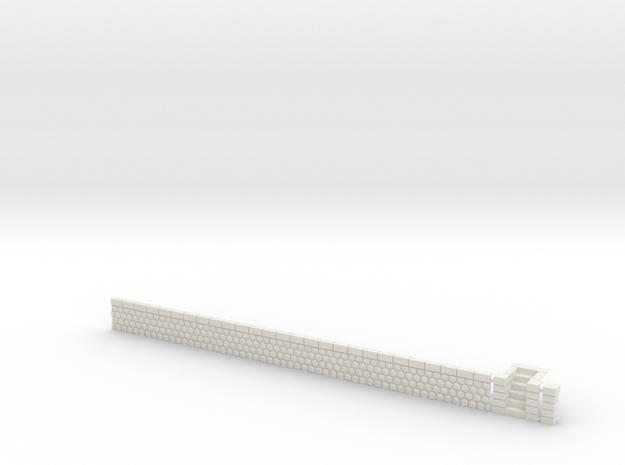 Oea311 - Architectural elements 4 in White Natural Versatile Plastic