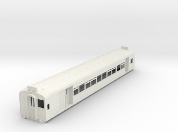 O-100-l-y-bury-middle-motor-coach in White Natural Versatile Plastic