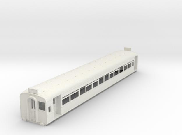 O-100-l-y-bury-third-class-coach in White Natural Versatile Plastic