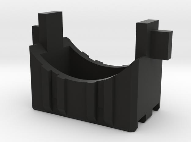 PG 00 Raiser Part M30 in Black Natural Versatile Plastic