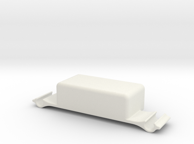 Battery Holder - Parrot Sequoia - PART 4 OF 6 in White Strong & Flexible