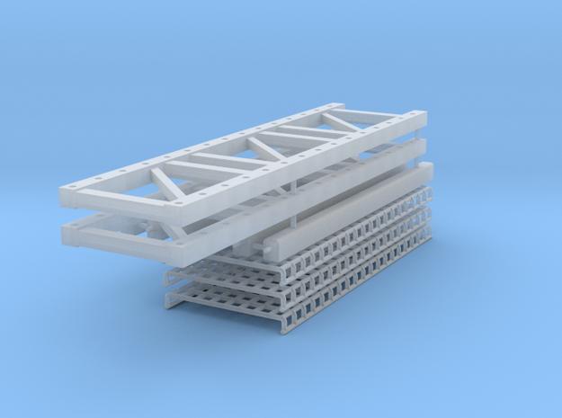 Pallet Rack 3 High