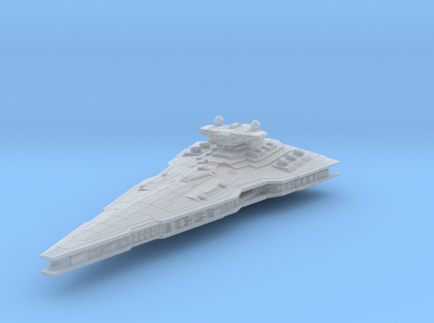 Vexatus Class Light Cruiser (armada) in Smooth Fine Detail Plastic