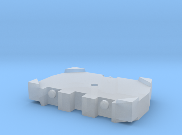 LTR11200-Ballast in Smooth Fine Detail Plastic