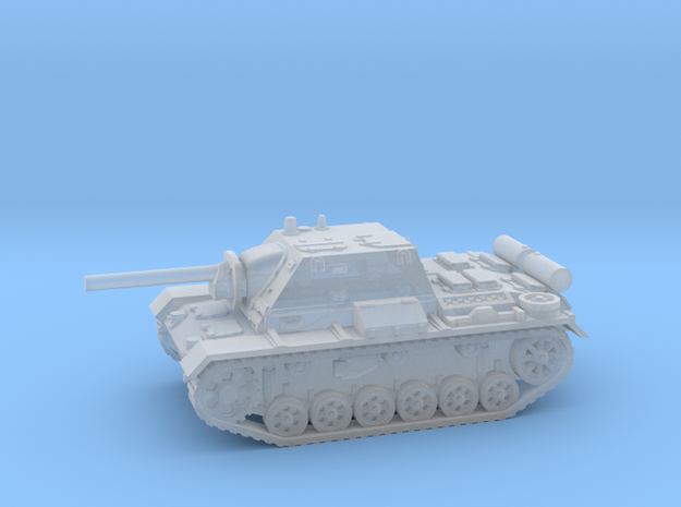SU - 76i tank (Russian) 1/144 in Frosted Ultra Detail