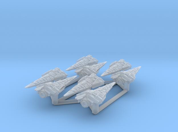 8x Raider Corvette (1/7000)