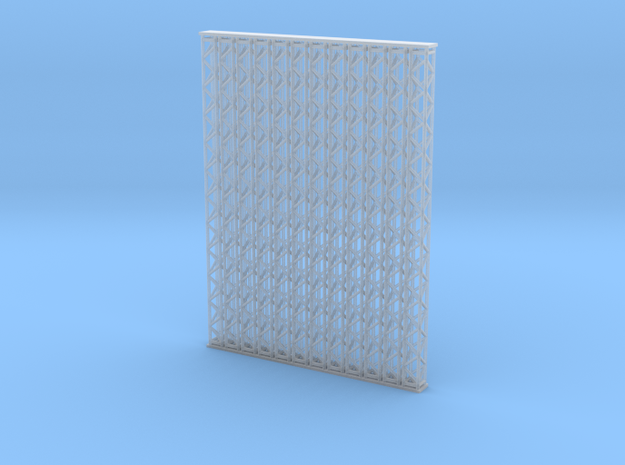 Square truss 01.  1:64 scale in Smooth Fine Detail Plastic