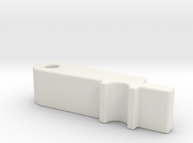 *For NUBS -Hop Up Arm for Striker S1  in White Natural Versatile Plastic