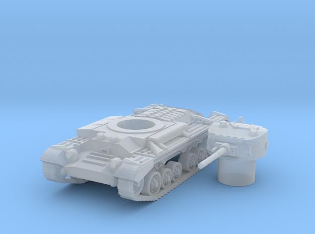 Valentine tank (British) 1/144 in Smooth Fine Detail Plastic