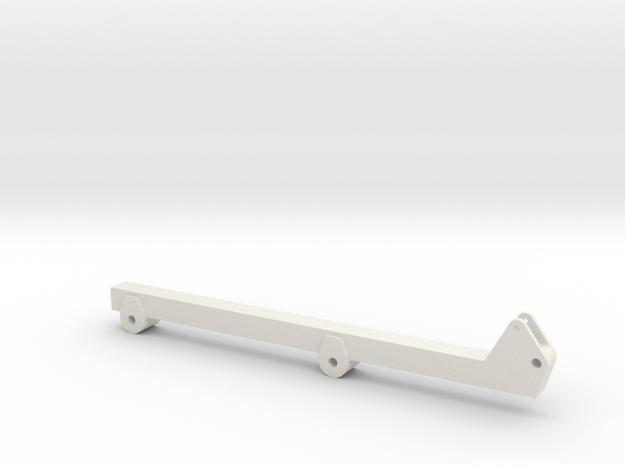 Korund Arm 7,5m / 9m in White Natural Versatile Plastic