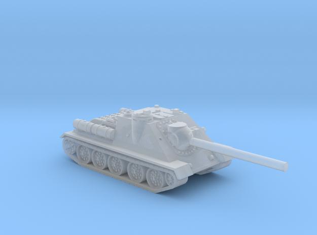 SU-85 tank (Russia) 1/200