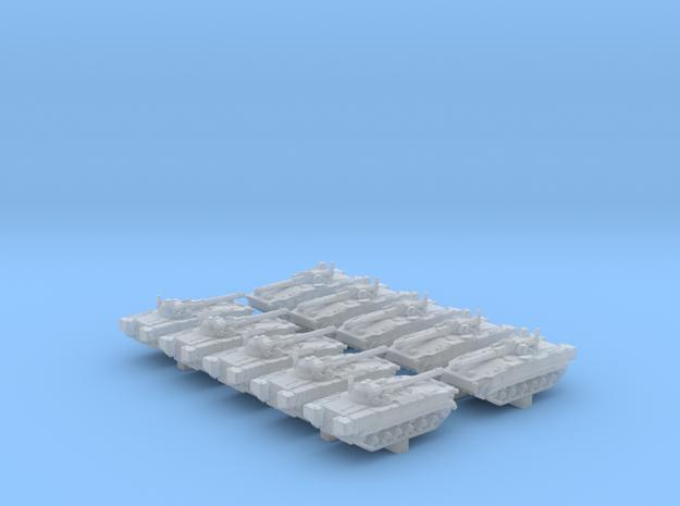 1/700 Russian BMP-3M Dragun 57 IFV x10 in Smoothest Fine Detail Plastic