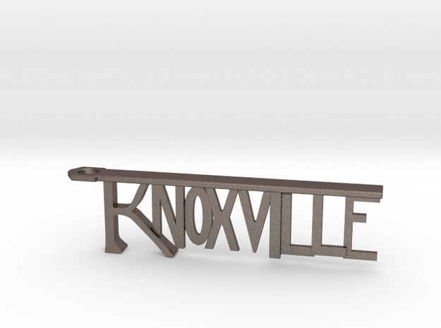 Knoxville Bottle Opener Keychain