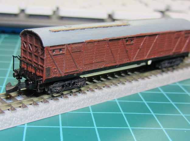 GGths Bromberg (Z-1:220) in Smooth Fine Detail Plastic