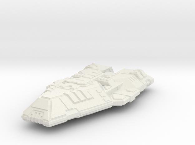 So-10 V2 in White Natural Versatile Plastic