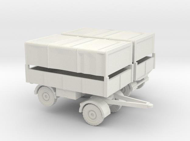 1/144 3 ton trailer set Wehrmacht