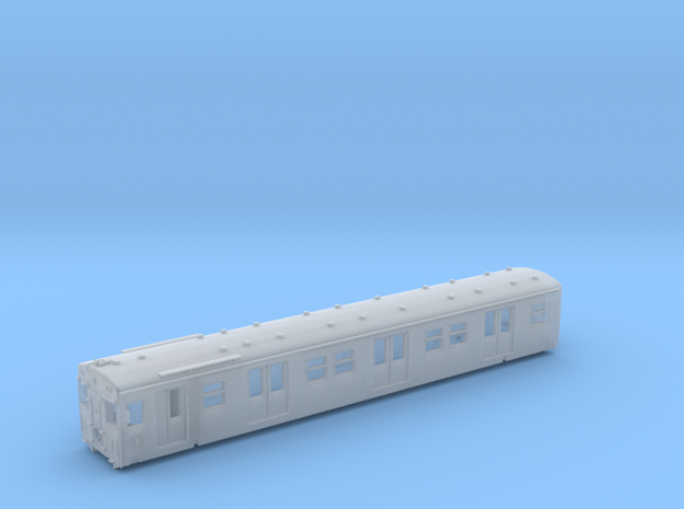 NHM3 - VR Harris M 701-781 N Scale in Smooth Fine Detail Plastic