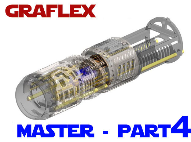 Graflex Master Chassis - Part 4/5 - CC 1 in White Strong & Flexible