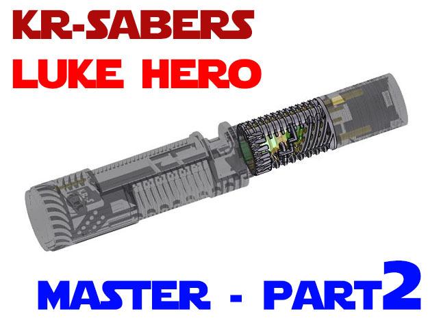 KR Luke Hero -  Master Chassis Part2 - CC Shell