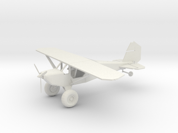 Prop Plane in White Strong & Flexible