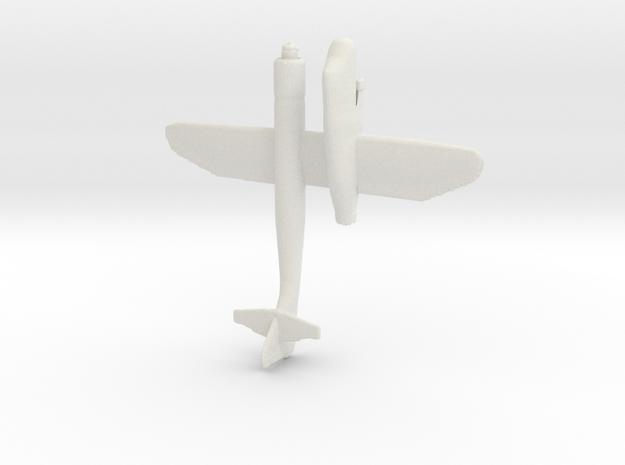1:285 Bv 141 1946 in White Natural Versatile Plastic