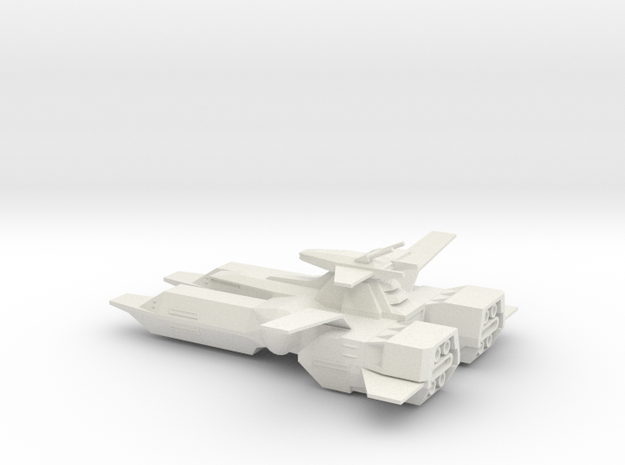 Gray Phantom 1:3000 Pegasus Class Refit