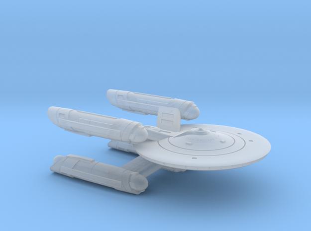 Terran Zodiac Class Command Cruiser - 1:7000 in Smooth Fine Detail Plastic