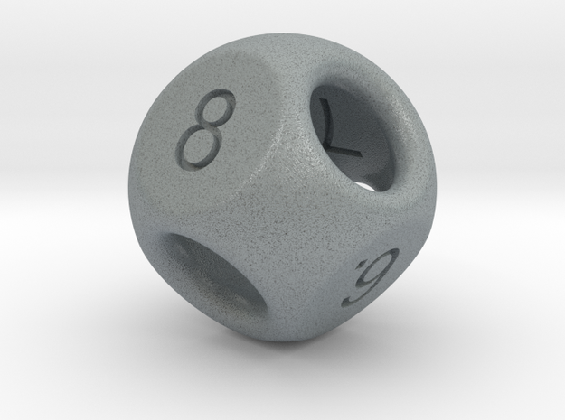 Hidden Odd Numbers D8 Dice