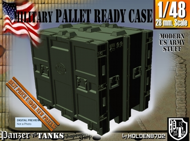 1-48 MM08 Pallet Ready Case