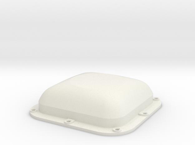 GSPUnitCover in White Natural Versatile Plastic