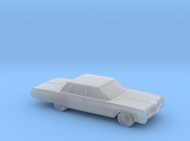 1/87 1967 Chrysler 300 Sedan in Smooth Fine Detail Plastic