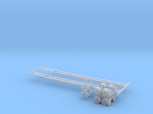 N 53' Container Chassis 2 Pack