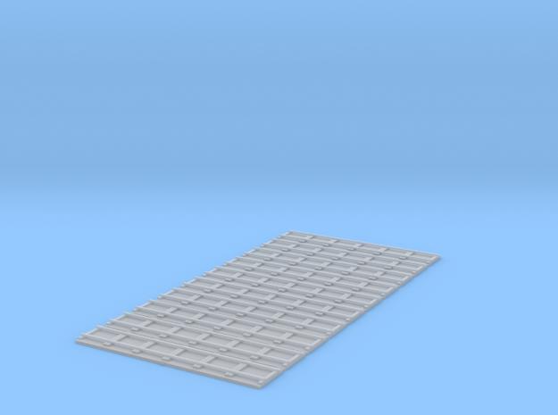 Feldbahn Erweiterung 4 (Gerade) in Frosted Ultra Detail