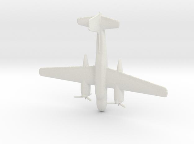1:285 A-26 Invader in White Natural Versatile Plastic