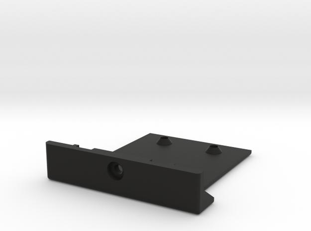 B64 B64D Front Bumper Wide Version (Single) in Black Natural Versatile Plastic