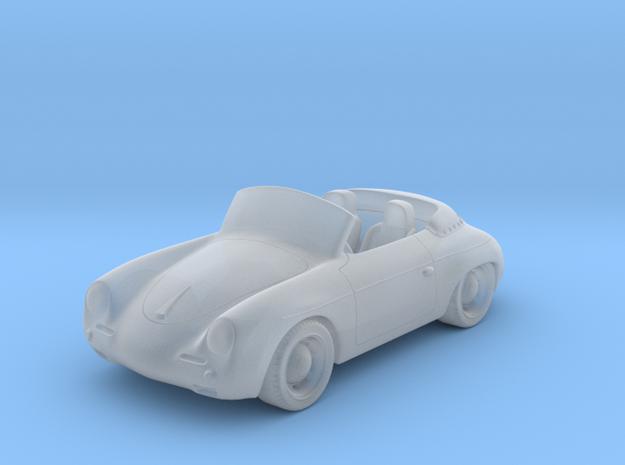 Porsche 356   1:87  HO in Smooth Fine Detail Plastic