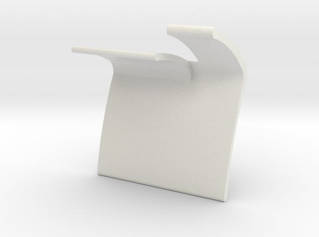 Holding pen inner brace v1 in White Strong & Flexible