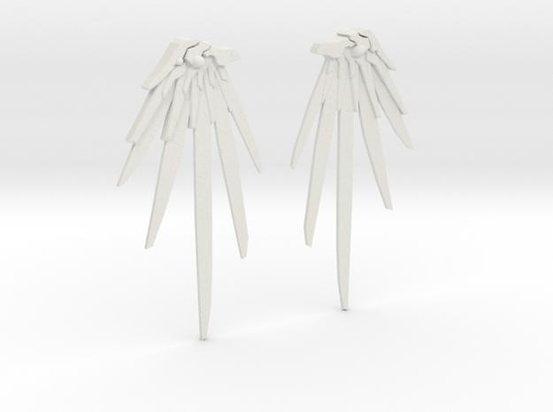 Mercy Wing Earrings